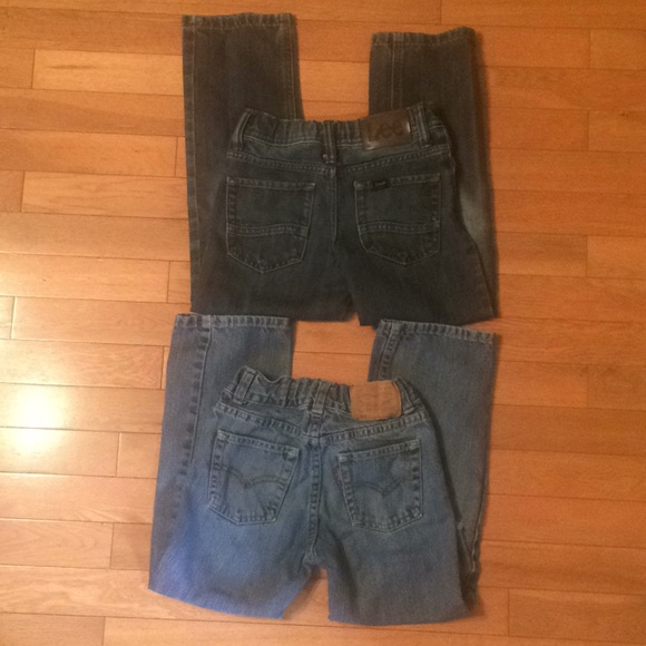 Levi's Other - Levi's & Lee Jeans